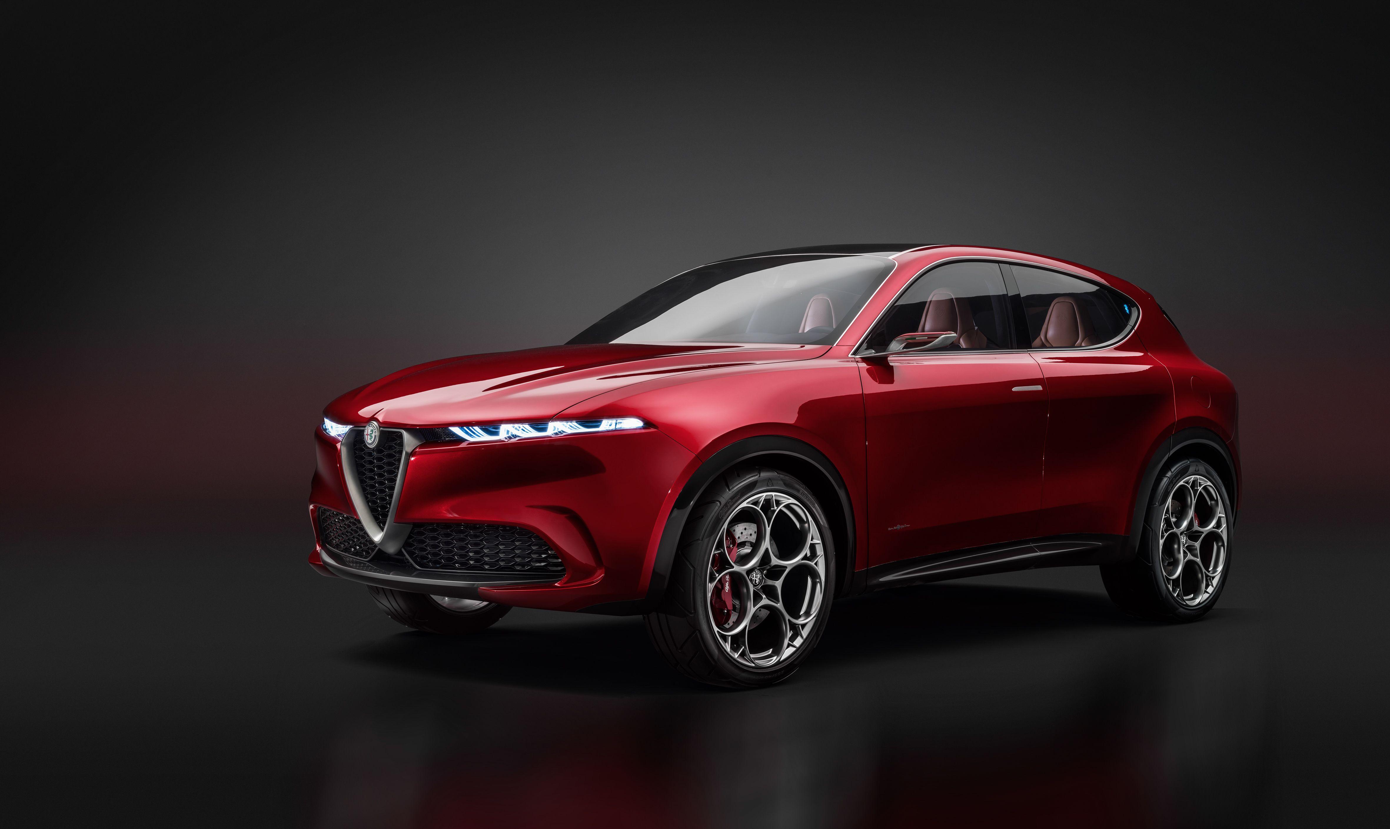 2021 Alfa Romeo Tonale What We Know So Far