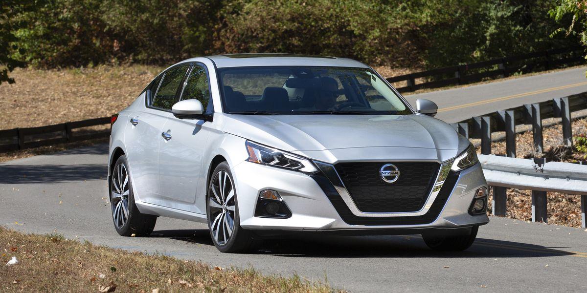 2021 nissan altima platinum model drops 2.0-liter vc turbo