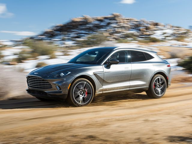 2021 Aston Martin Dbx Review Pricing And Specs