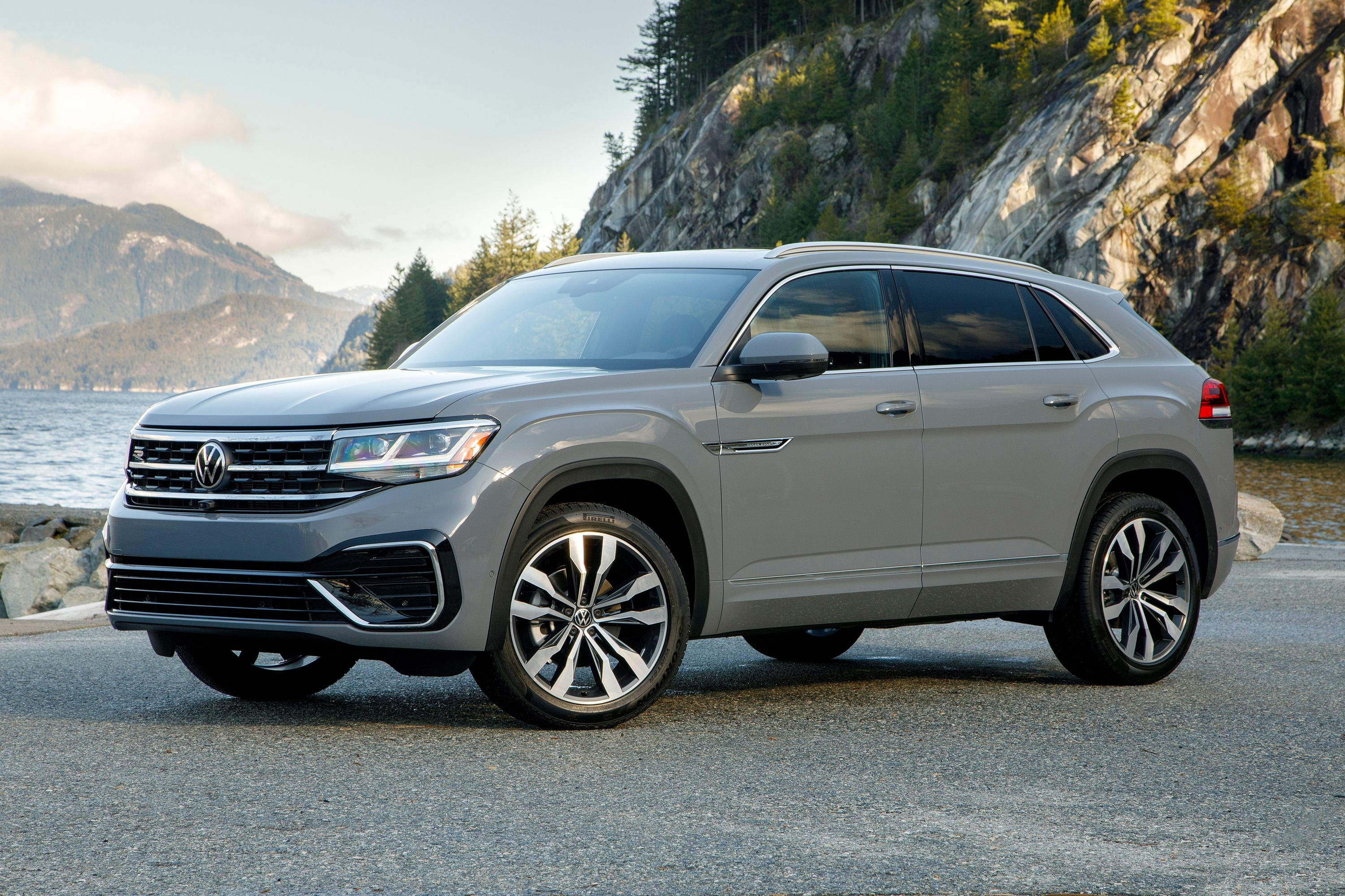 2021 Volkswagen Atlas Cross Sport Review Pricing And Specs