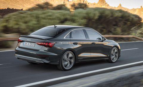2021 Audi 3 Sedan