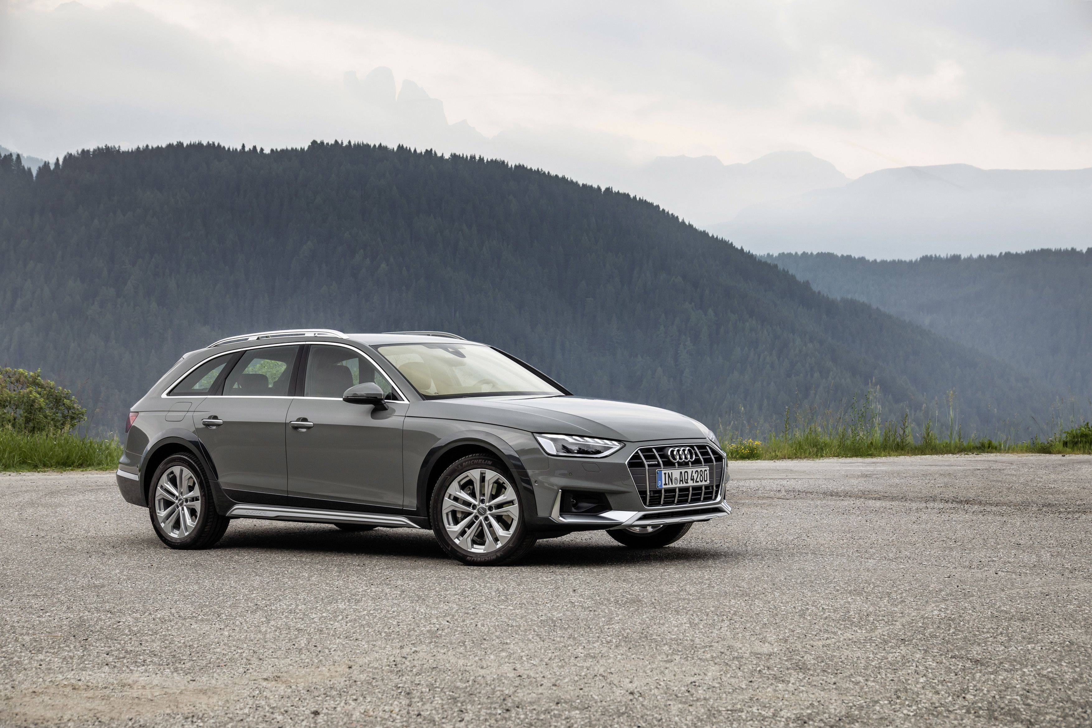 2021 Audi Allroad Concept