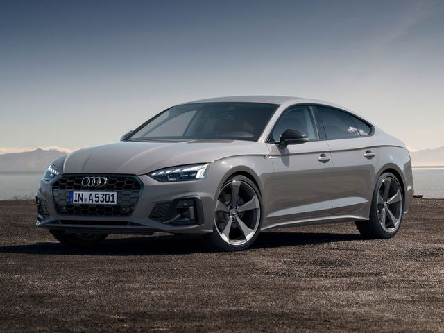 2021 Audi A5 Sportback Review, Pricing, and Specs | Audi A5 Sportback Black Edition |  | Car and Driver