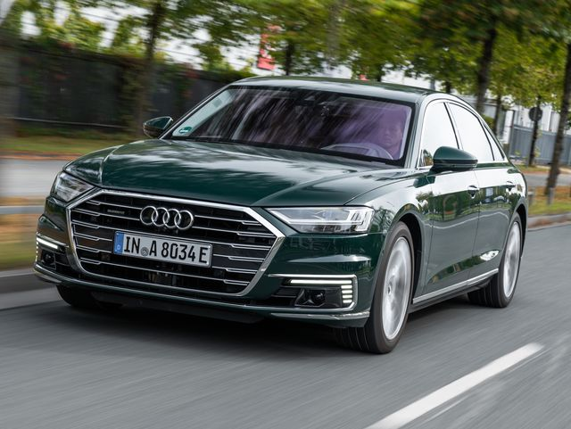 2021 audi a8 review pricing and specs