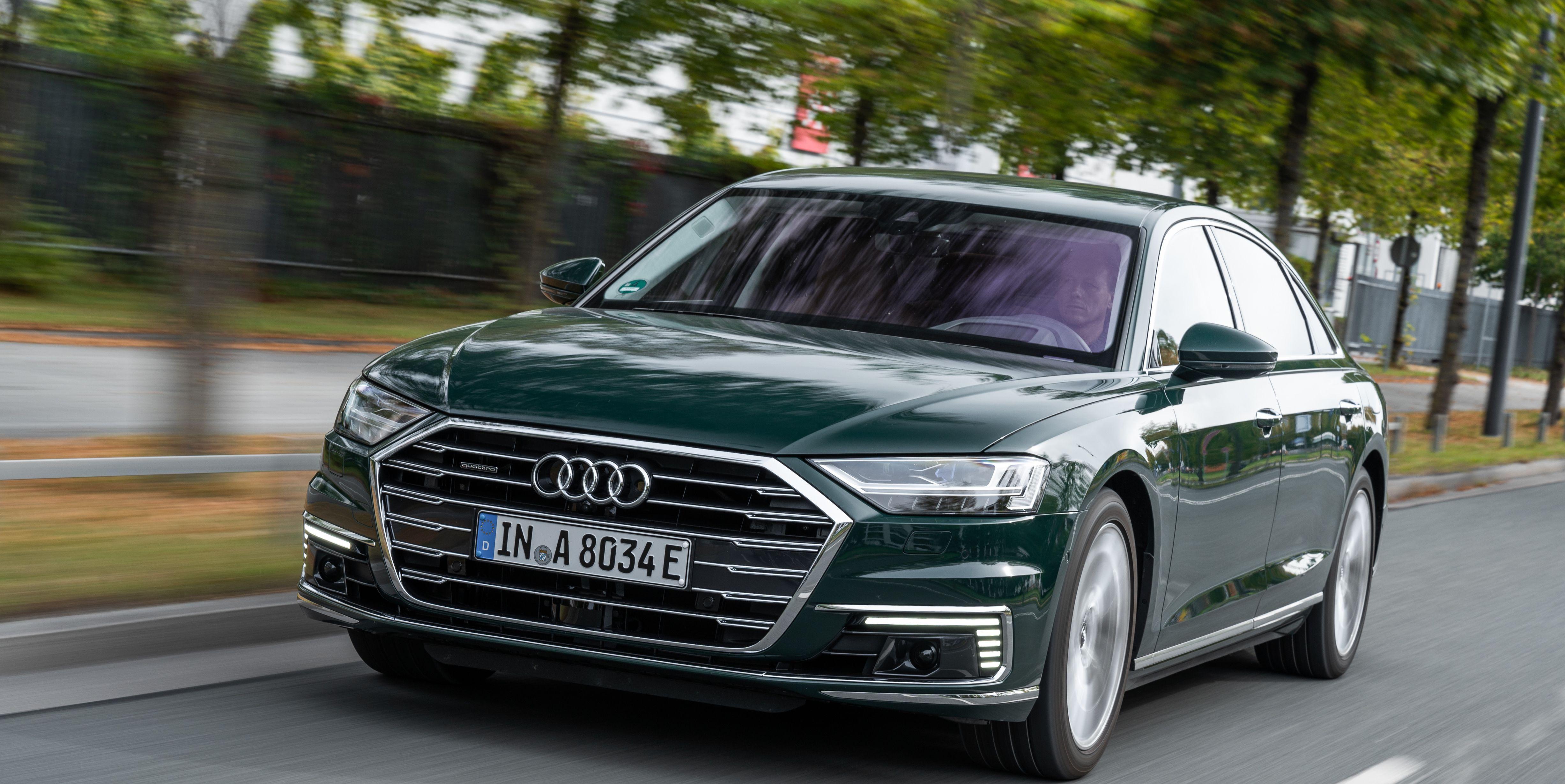 2021 Audi A8 Picture