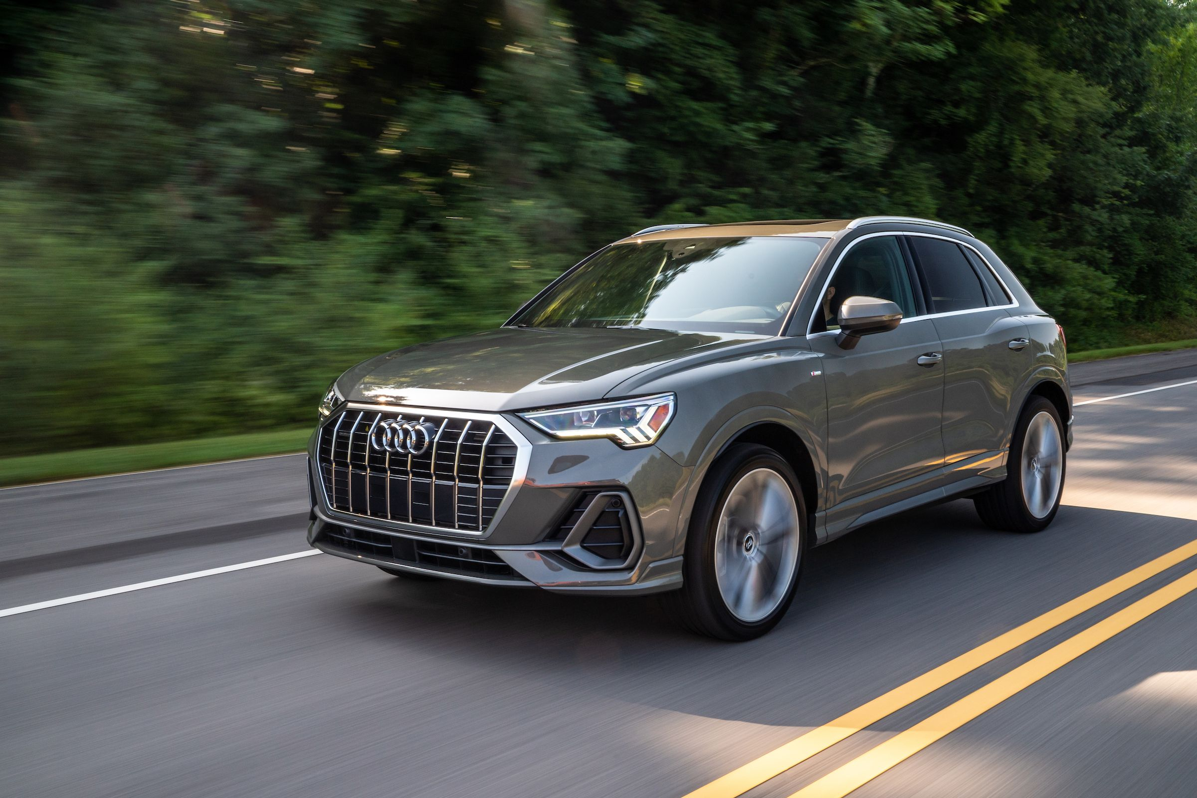 2021 Audi Q3 Review Pricing And Specs