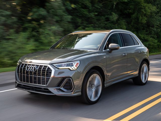 2021 Audi Q3 Review, Pricing, and Specs