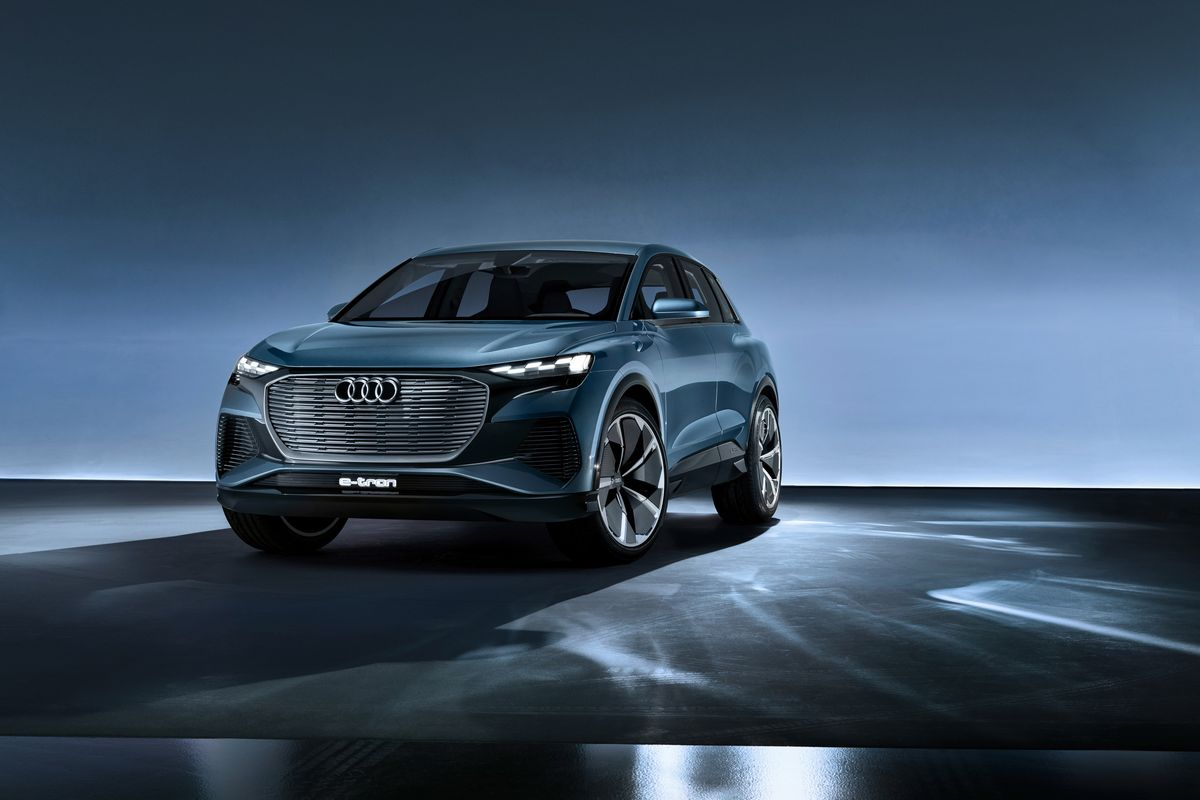 2021 Audi Q4 E Tron Will Be The Cheapest Electric Audi