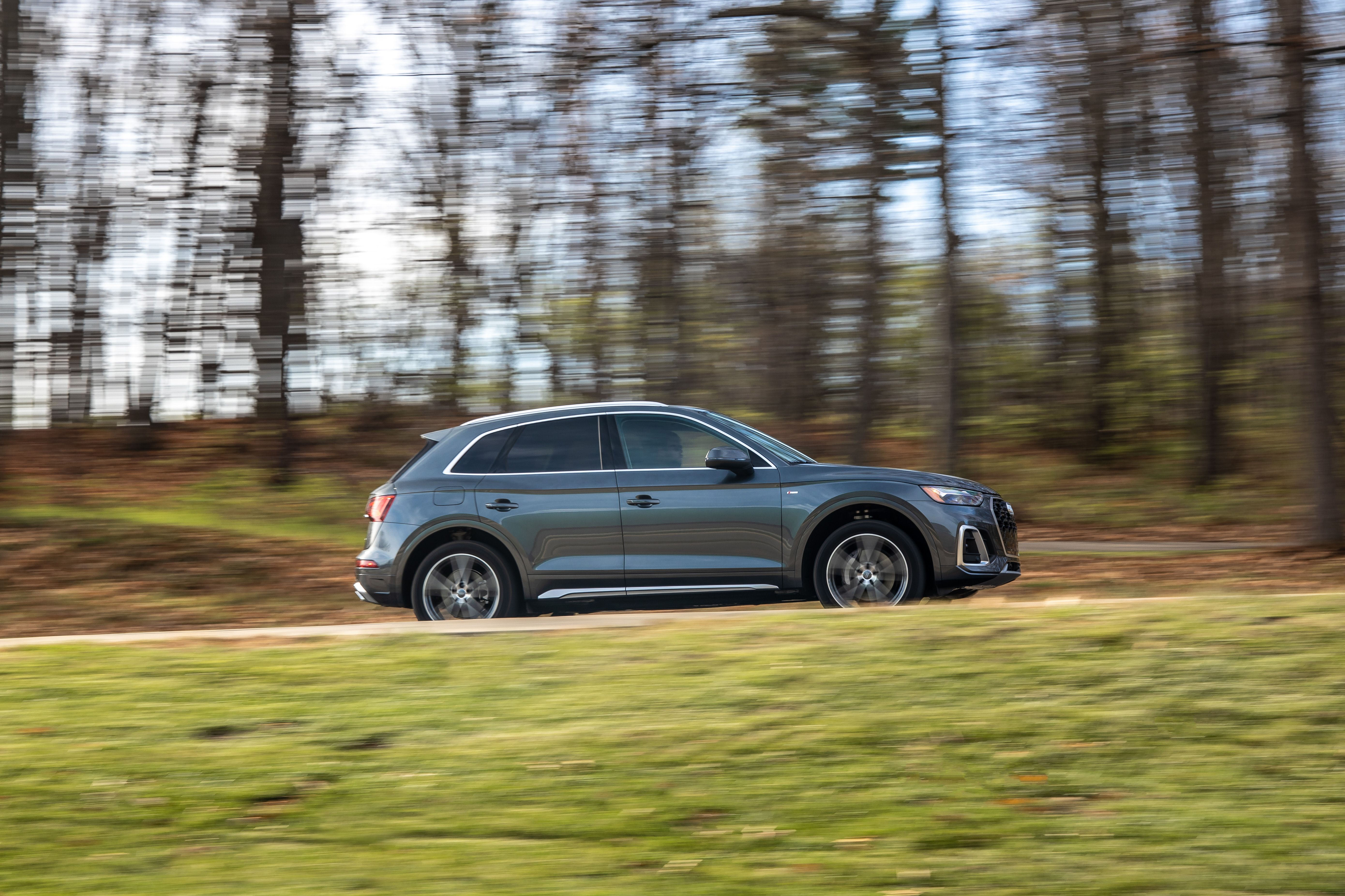 2021 Audi Q5 55 Plug In Hybrid Might Be The Best Q5