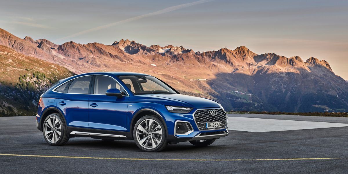 2021 Audi Q5 Sportback: What We Know So Far