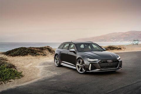 Gallery: 2021 Audi RS6 Avant