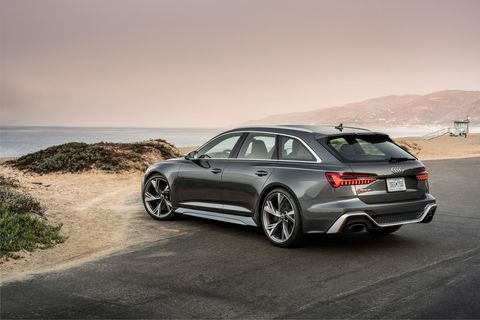 2021 Audi RS6 Avant wagon released with pricing