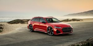 2021 Audi RS6 Avant pricing released front 3-4