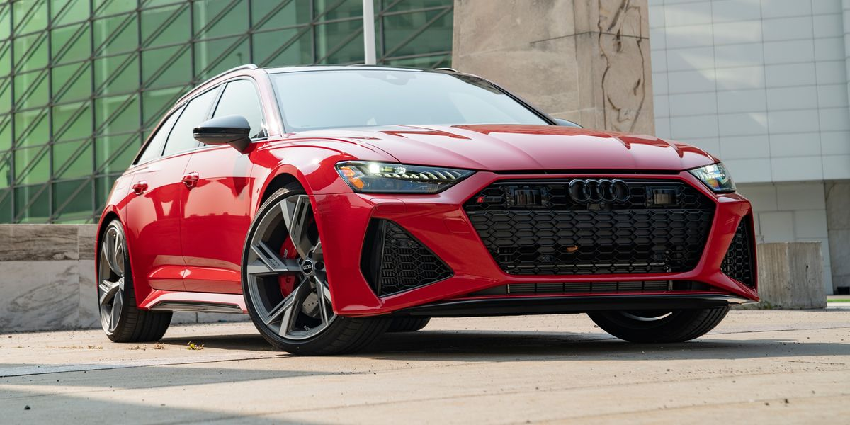 2021 Audi RS6 Avant Review, Pricing, and Specs