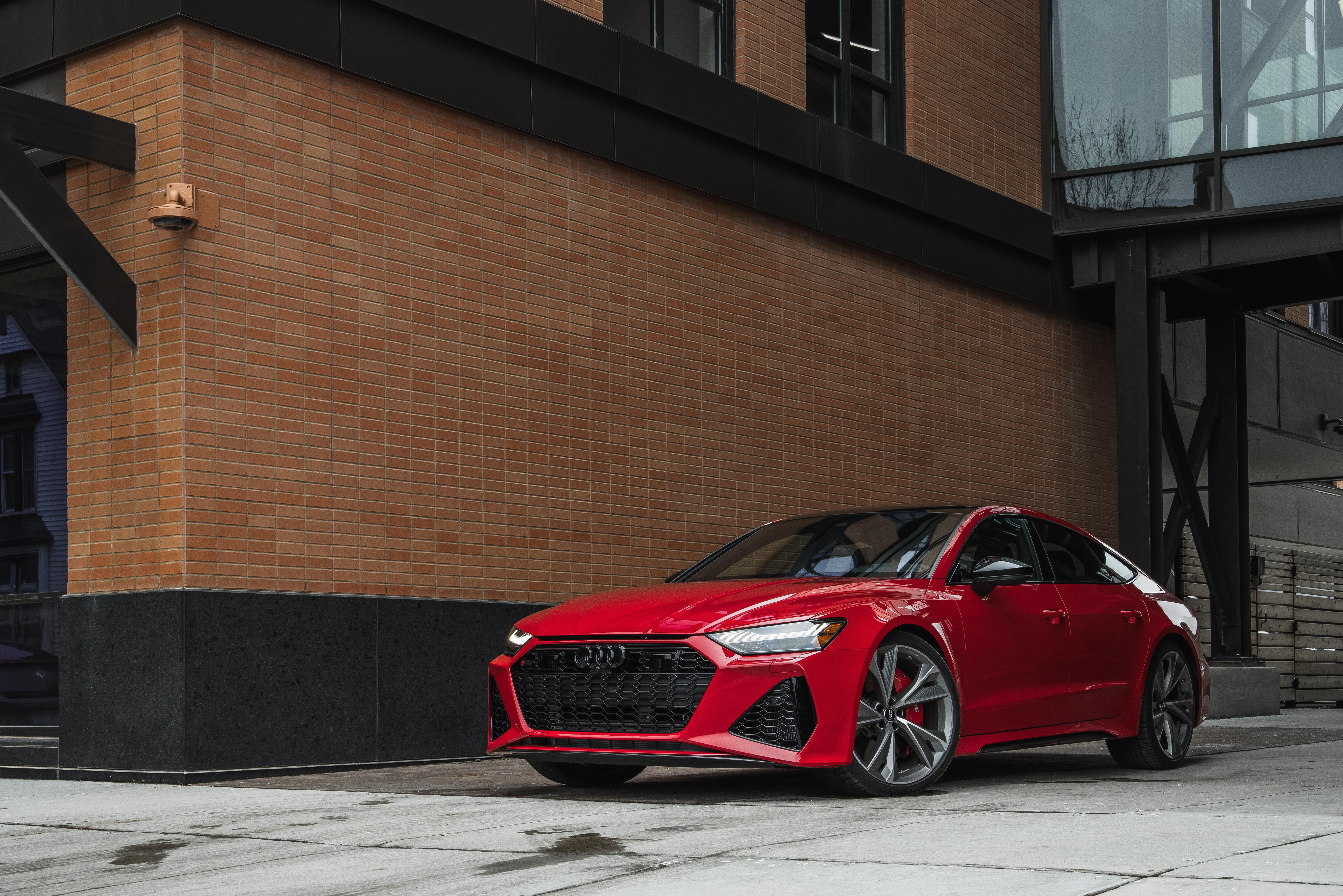 2021 Audi Rs7 Review Pricing And Specs