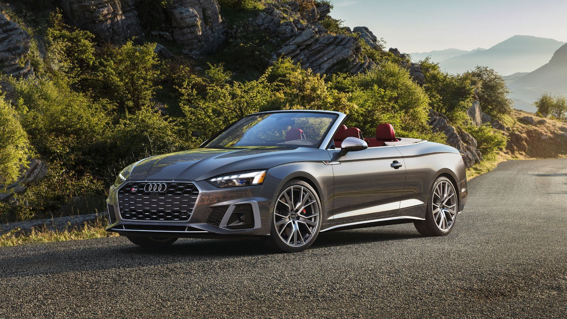 2021 Audi S5 Cabriolet Wallpaper