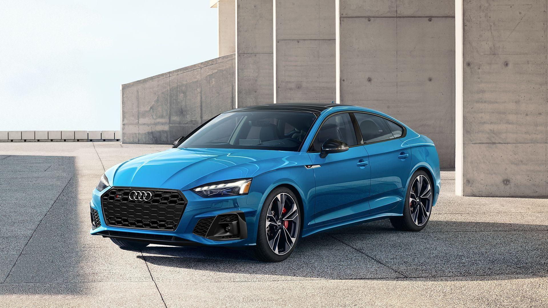 2021 Audi S5 Pictures