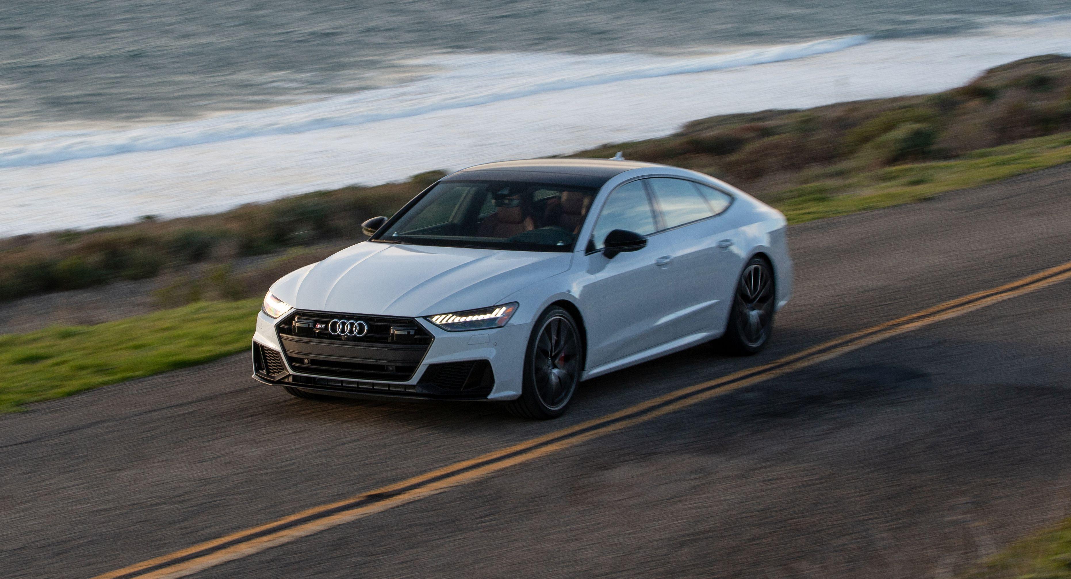 2021 Audi S7 Review Pricing And Specs
