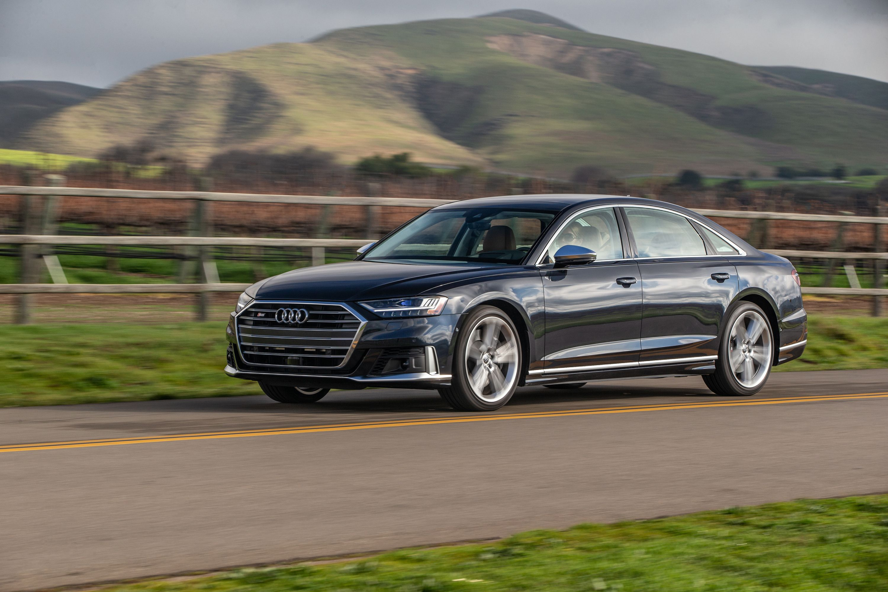 2021 Audi S8 Review, Pricing, and Specs