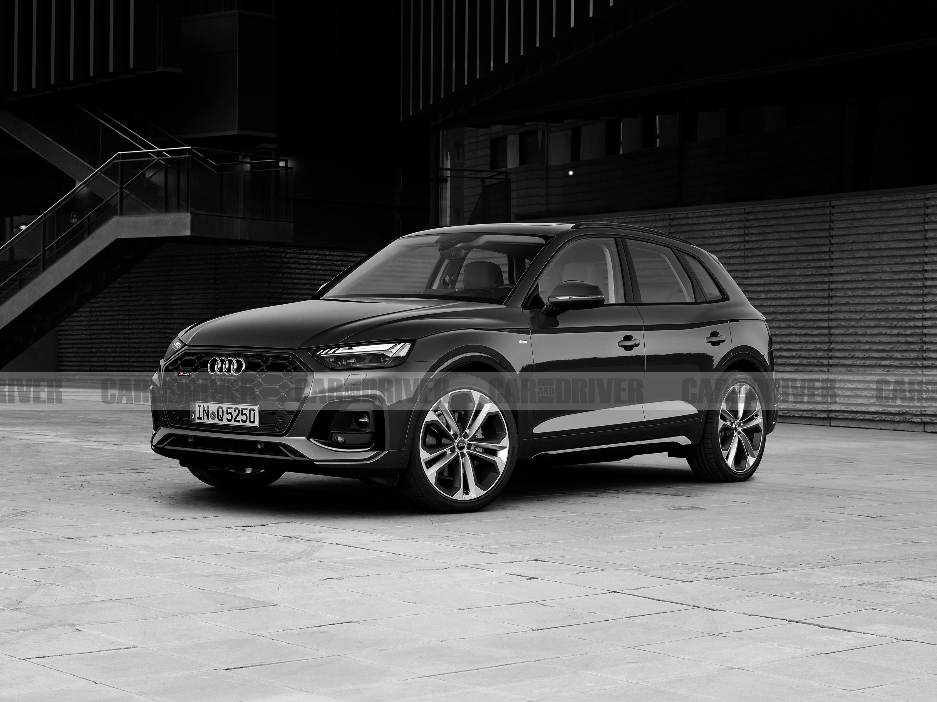 2021 Audi Sq5 Review Pricing And Specs