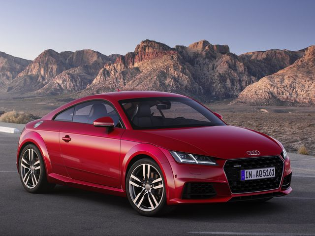 2021 Audi TT / TTS Review, Pricing, and Specs