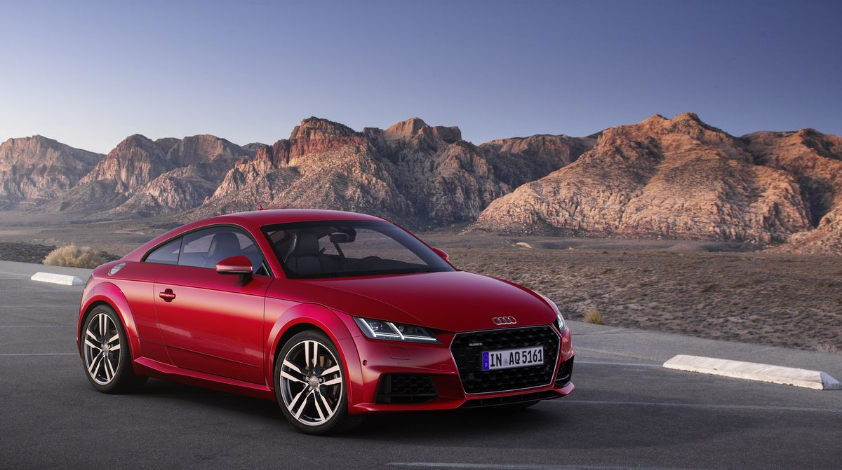 2021 Audi Tt Tts Review Pricing And Specs