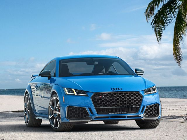 2021 Audi TT RS Review, Pricing, and Specs