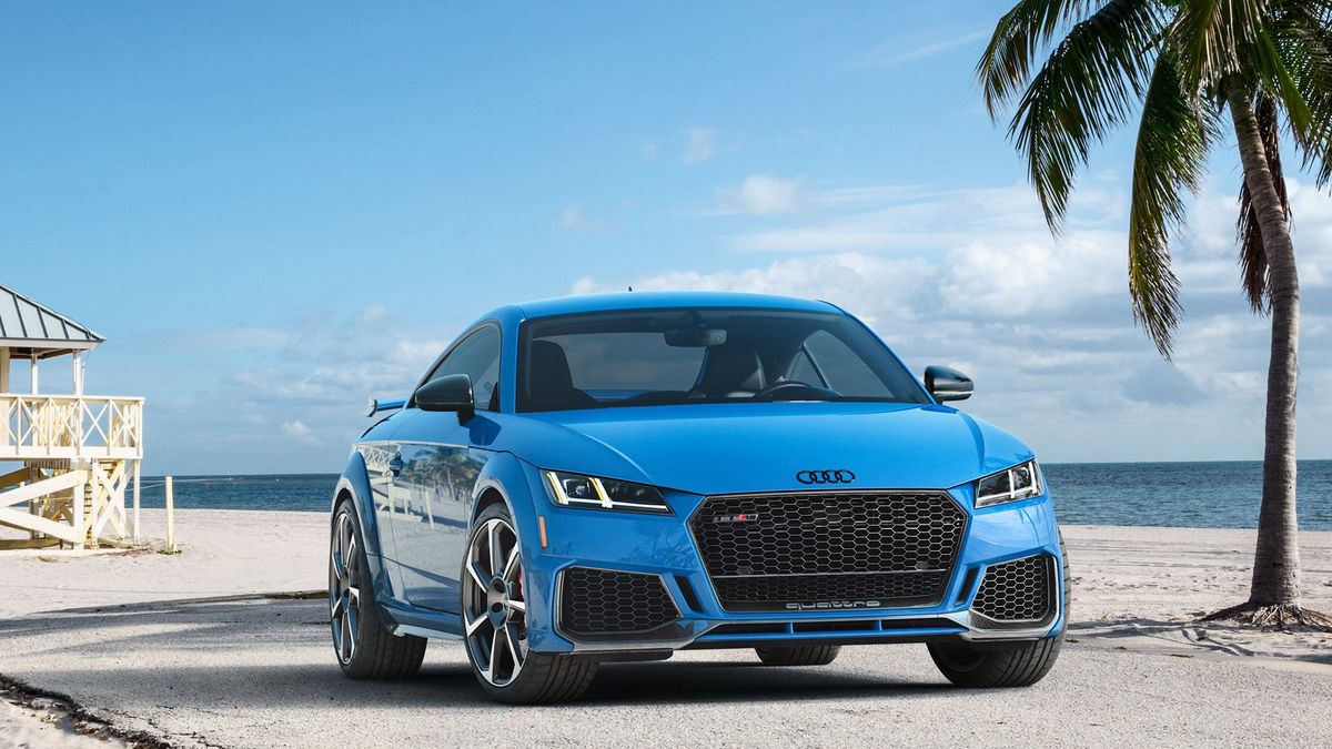 2021 Audi Tt Rs Review Pricing And Specs