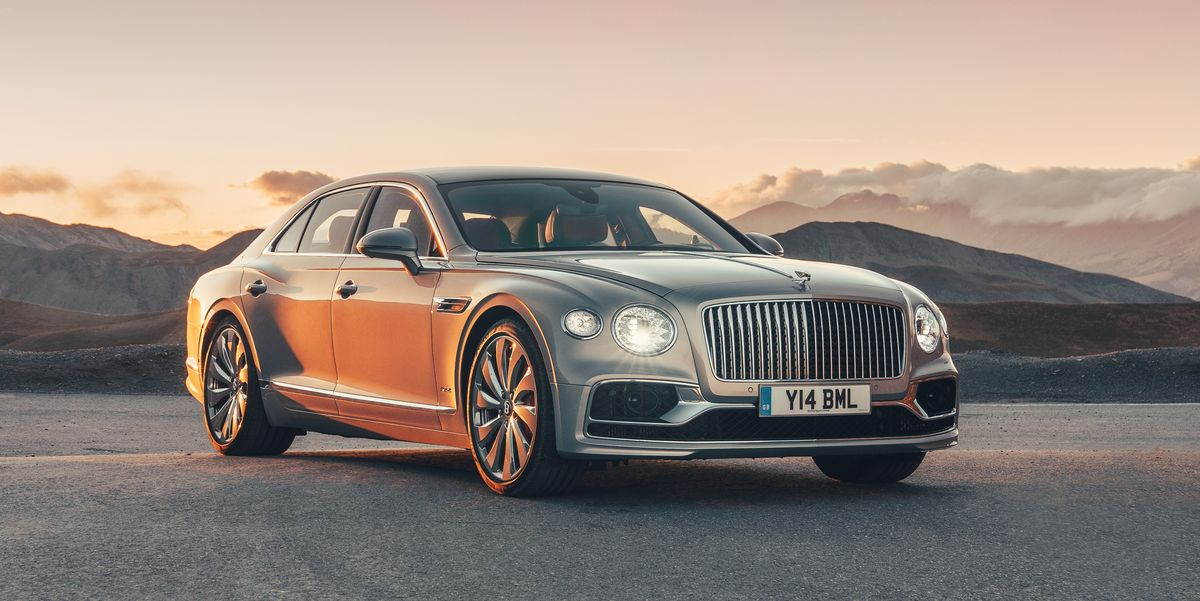 2021 Bentley Flying Spur Review Pricing And Specs