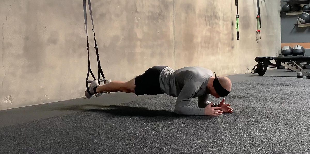 These 6 TRX Exercises Making Building Core Stability More Fun