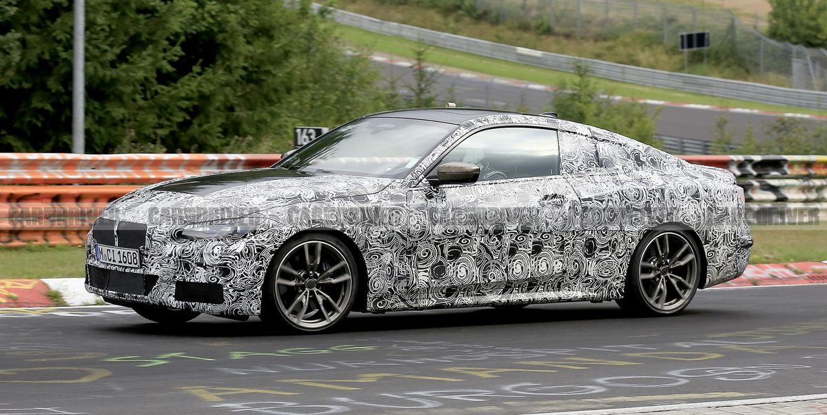 Next-Gen BMW 4-Series Spied Looking Good and Nearly Ready ...