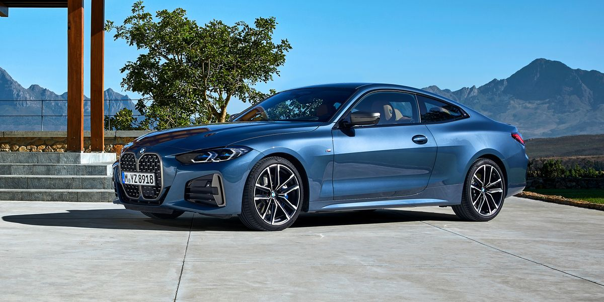 View Photos of 2021 BMW 4-Series Coupe