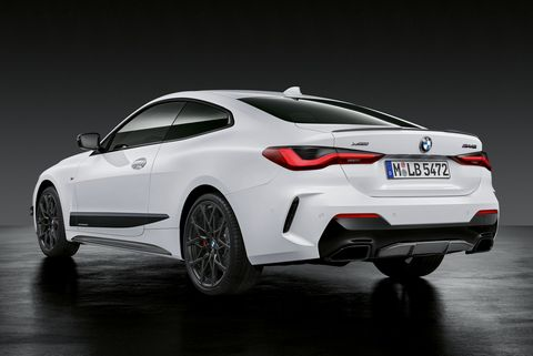 2021 bmw 4 series coupe m performance package