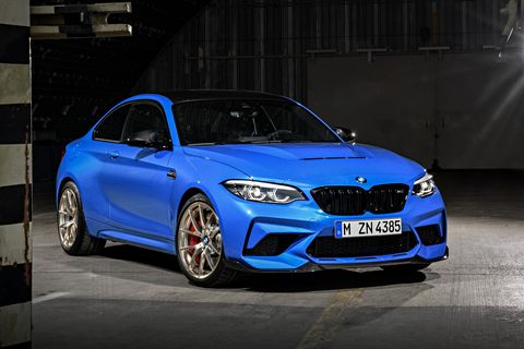 2021 bmw m2 front