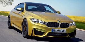 2021 BMW M3 / M4 rendering