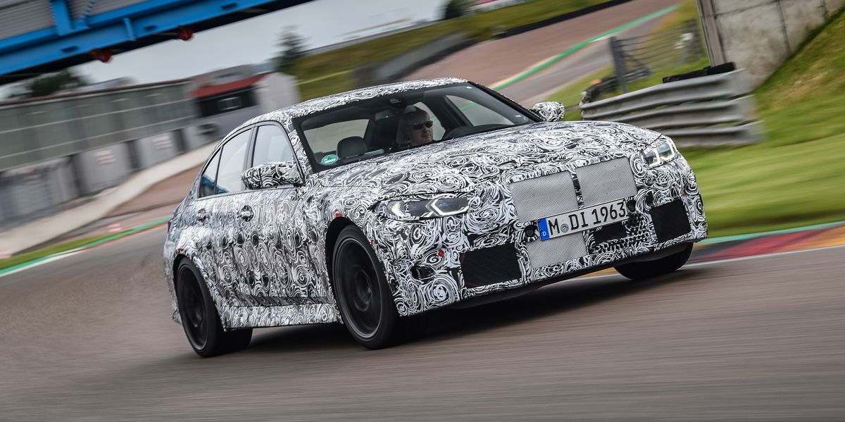 2021 BMW M3 and M4 Prototypes Forecast More of a Good Thing
