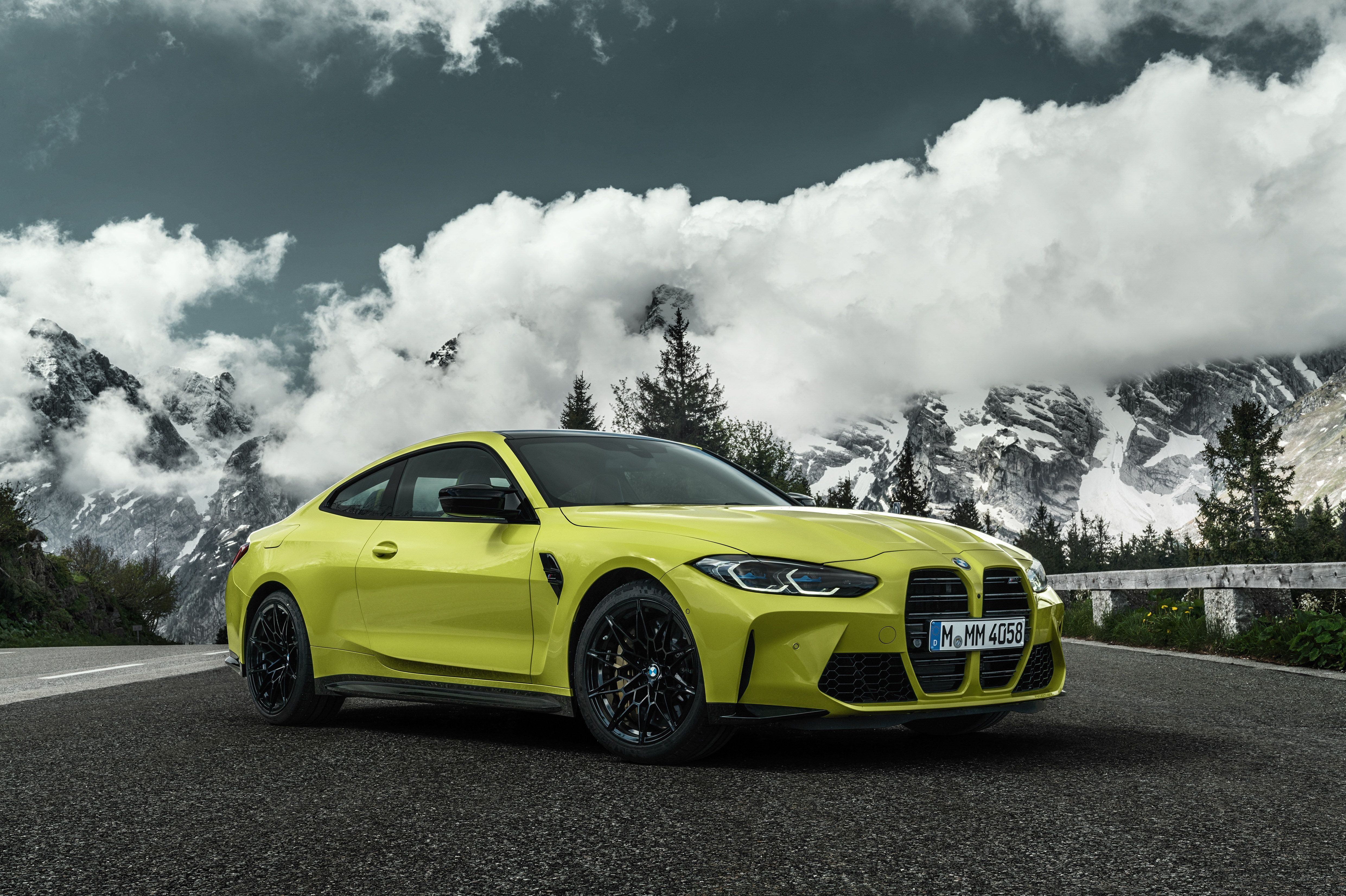 2021 Bmw M4 What We Know So Far