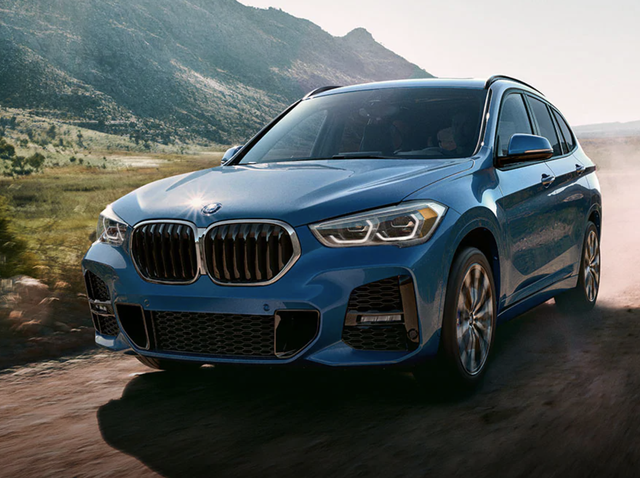 2021 bmw x1 review, pricing, and specs