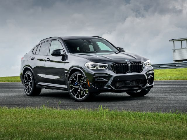 2021 Bmw X4 M Review Pricing And Specs