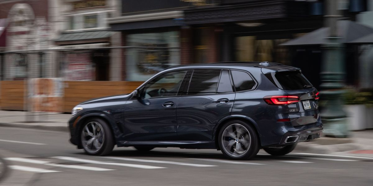 Tested: 2021 BMW X5 xDrive45e Prioritizes Quickness and Range
