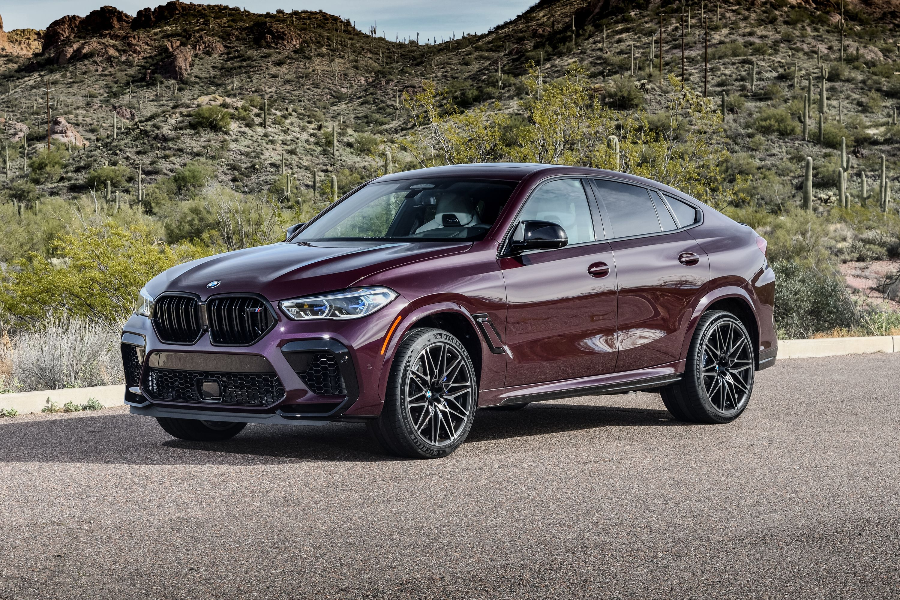 2021 Bmw X6 M Review Pricing And Specs