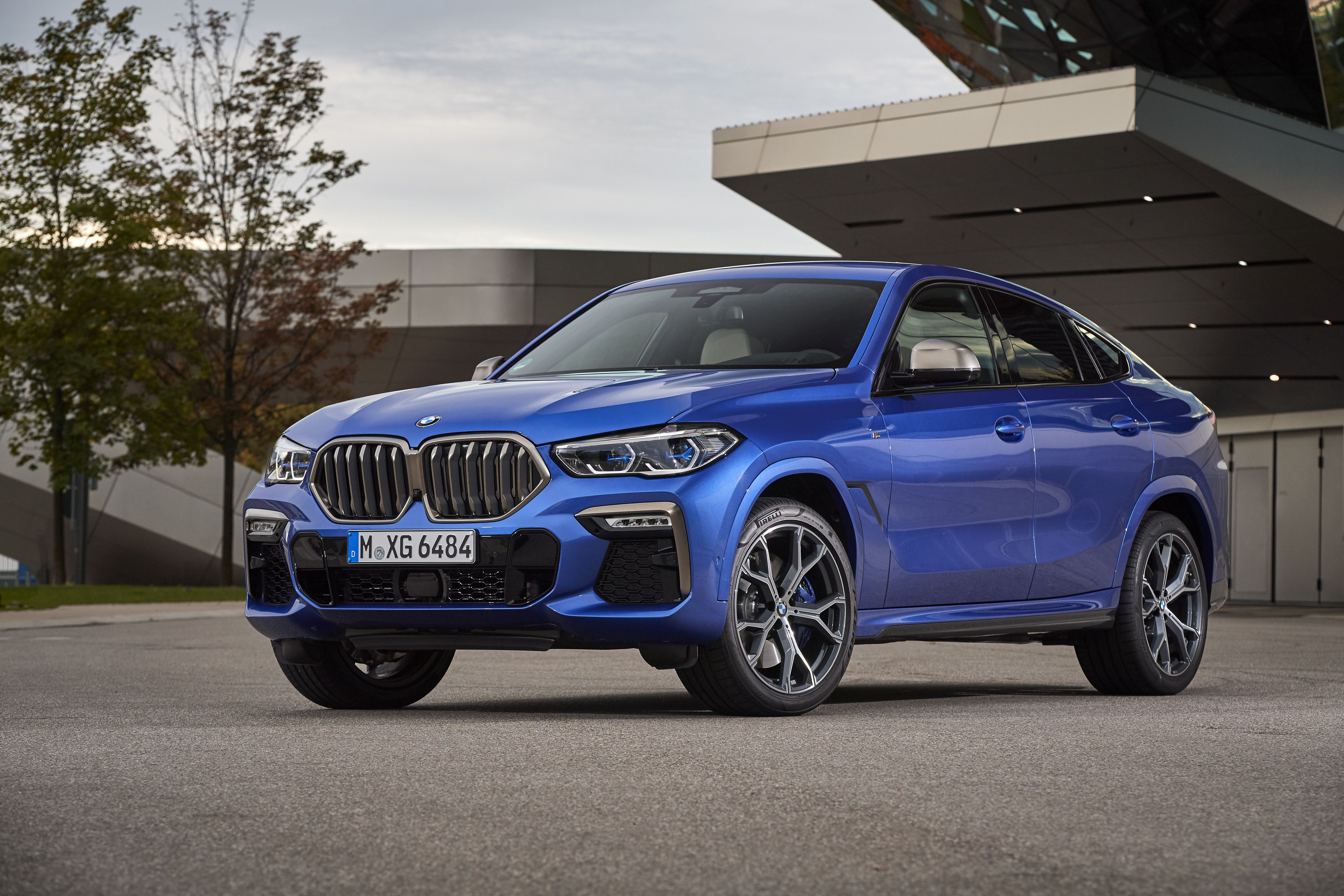 2021 Bmw X6 Review Pricing And Specs