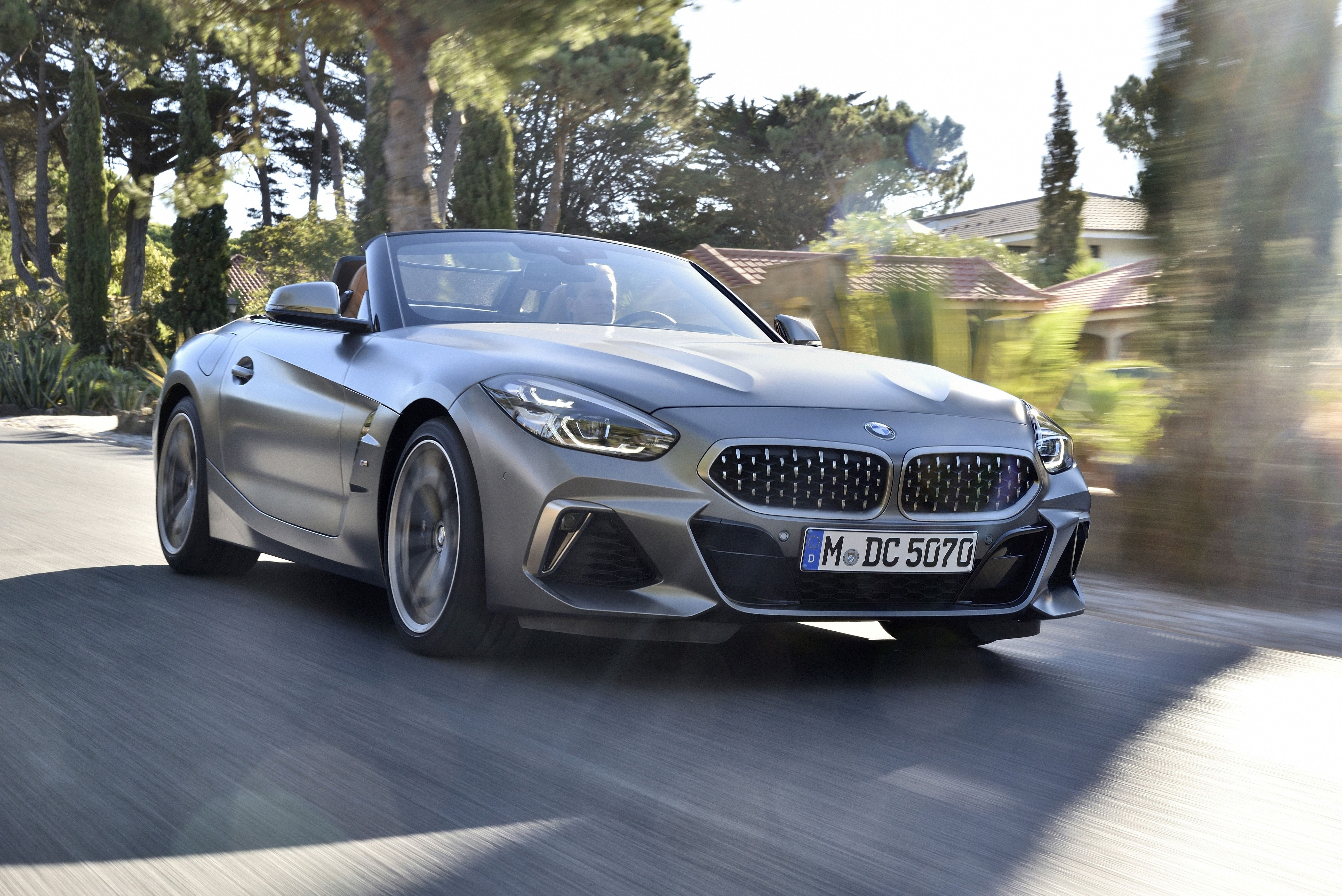 2021 Bmw Z4 Review Pricing And Specs
