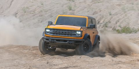 2021 Ford Bronco Priced Starting Under 30 000