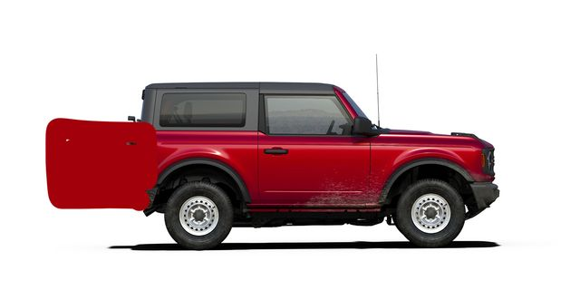 Ford Reportedly Cancels Bronco Pickup