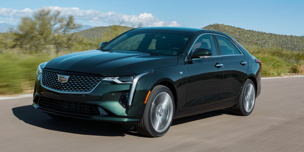2021 Cadillac CT4 Review, Pricing, and Specs