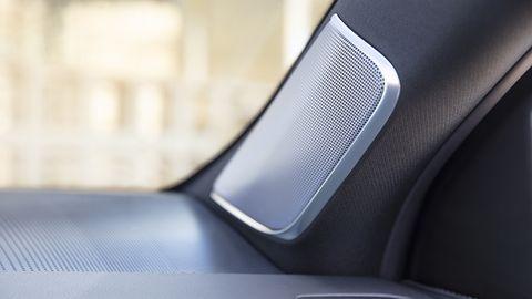 2021 Cadillac Escalade speaker