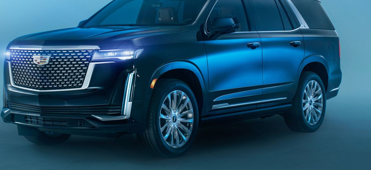 2021 Cadillac Escalade Gets Even Bigger and Bolder
