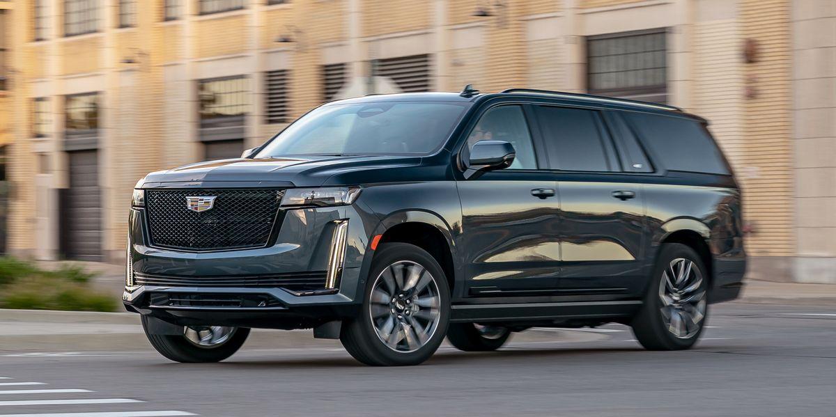 Tested: 2021 Cadillac Escalade ESV Goes Big on High-Tech Luxury