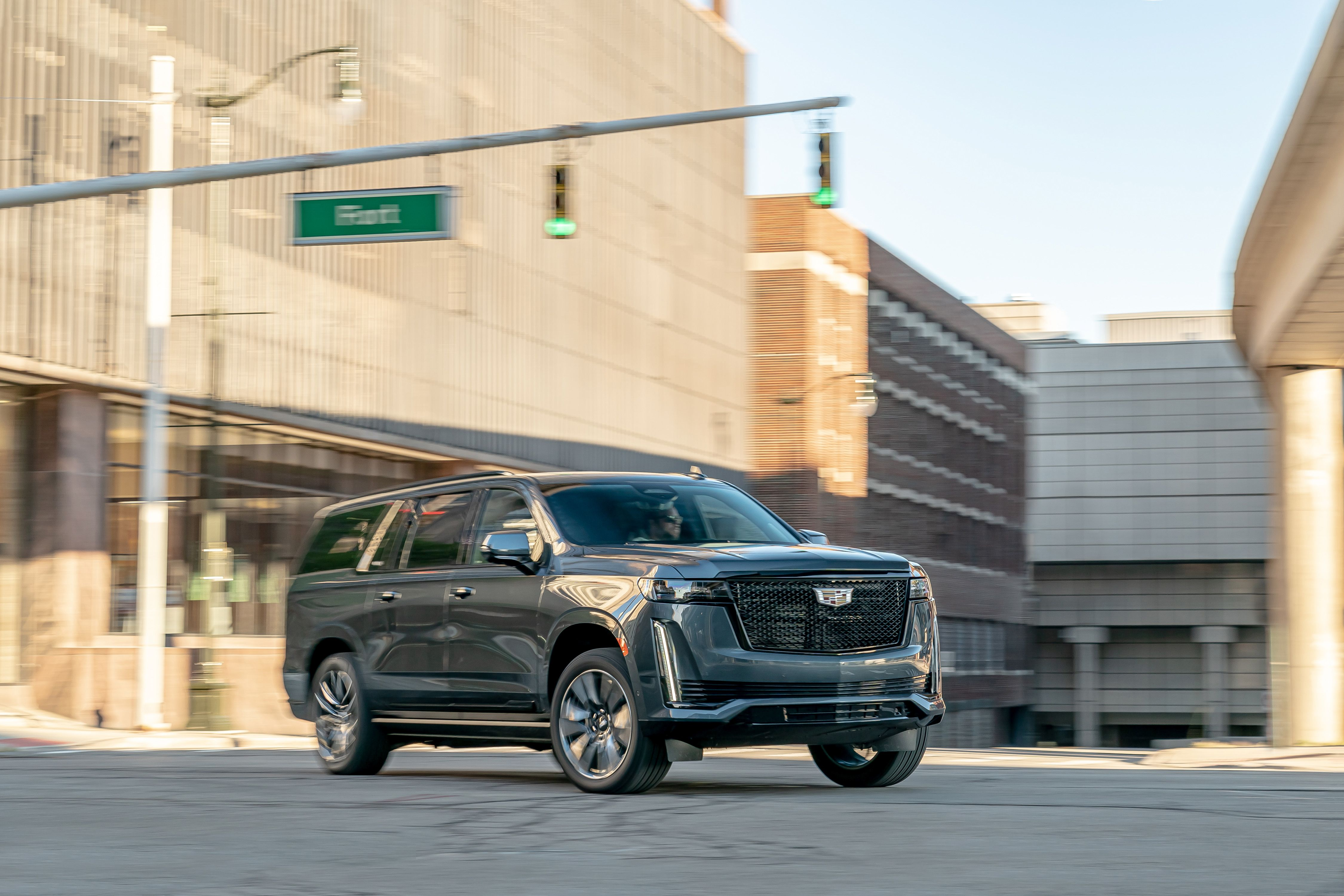 2021 Cadillac Escalade Review Pricing And Specs